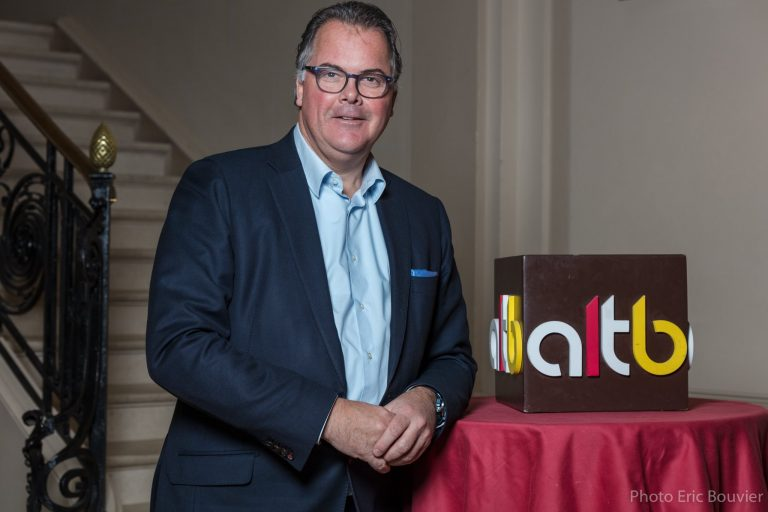 Benoît Fabry - Photo du Président honoraire de l'ALTB